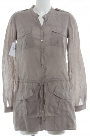 Comptoir des Cotonniers Tunikabluse taupe Casual-Look