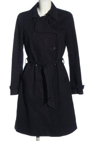 Comptoir des Cotonniers Cappotto mezza stagione blu scuro stile casual