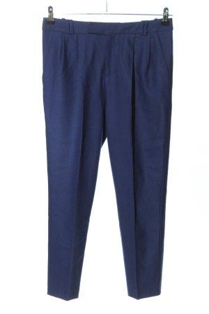 Comptoir des Cotonniers Wollhose blau Casual-Look