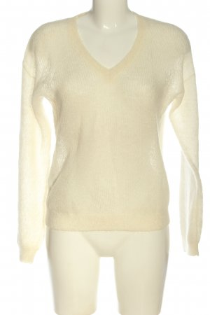 Comptoir des Cotonniers Wollpullover creme Casual-Look