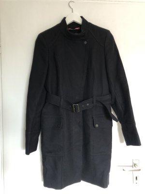 Comptoir des Cotonniers Wool Coat black