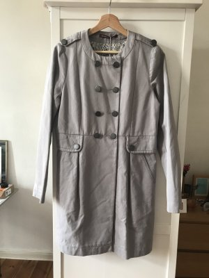 Comptoir des Cotonniers Between-Seasons-Coat light grey