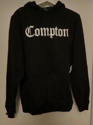 Snipes Hooded Sweater black-white