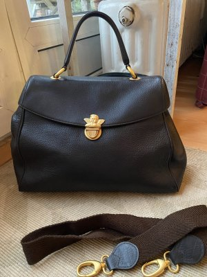 Comtesse Handbag dark brown