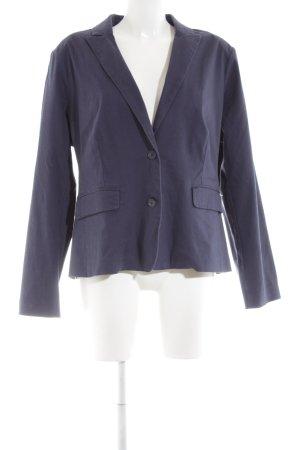 Concept K Kurz-Blazer blau Business-Look