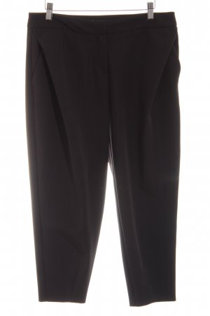 Concept Reserved 3/4 Length Trousers black business style