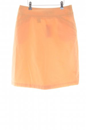 Concept UK Pencil Skirt light orange casual look