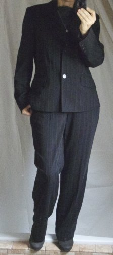 Concept UK Trouser Suit black polyester