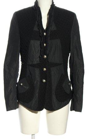 Concept UK Giacca corta nero stile casual