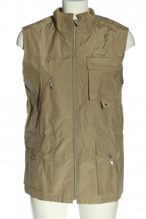 Conceptuk Sports Vests khaki casual look