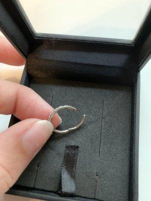 Orecchino d'argento argento