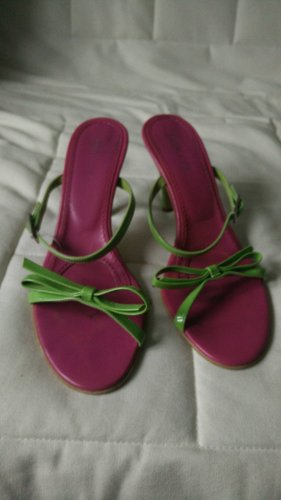 Conleys Sandals green-pink