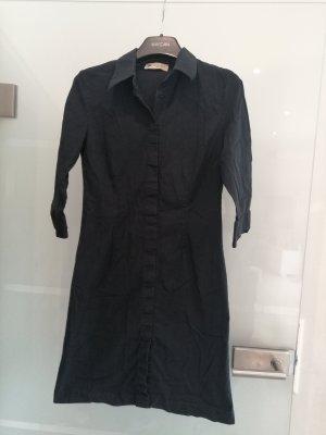 Conleys Abito blusa camicia nero