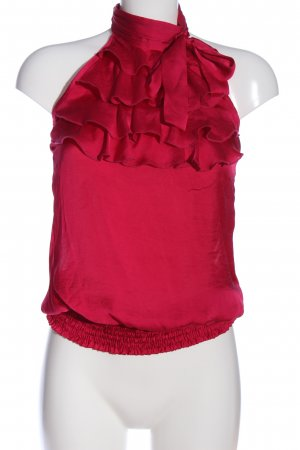 Conleys ärmellose Bluse pink Elegant
