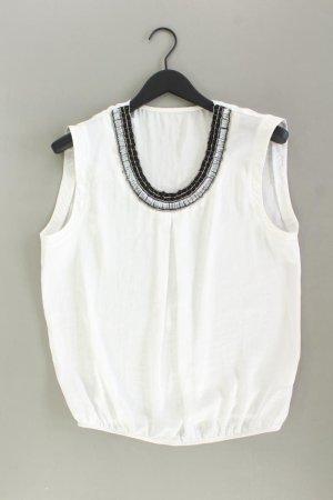 Conleys Sleeveless Blouse natural white polyester