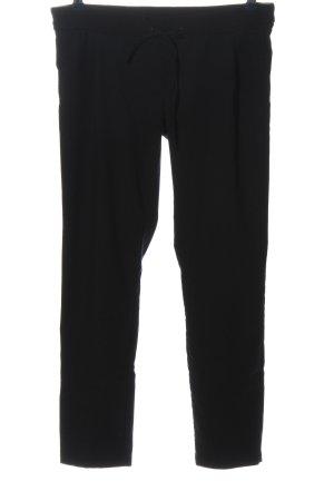 Conleys Baggy broek zwart casual uitstraling