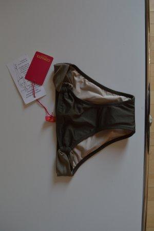 CONLEYS BEACH Bikini Hose Khaki Größe 34 Neu