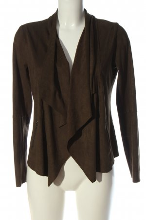Conleys Black Giacca a blusa marrone stile casual