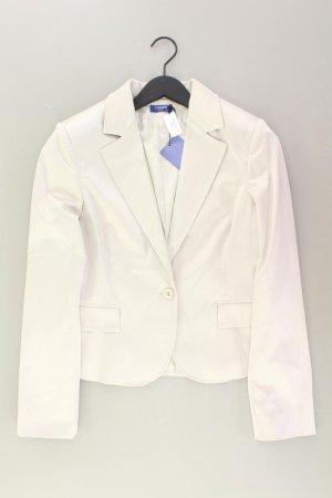 Conleys Blazer Größe 40 neu mit Etikett silber aus Baumwolle