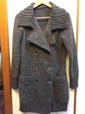 Conleys Long Jacket dark grey