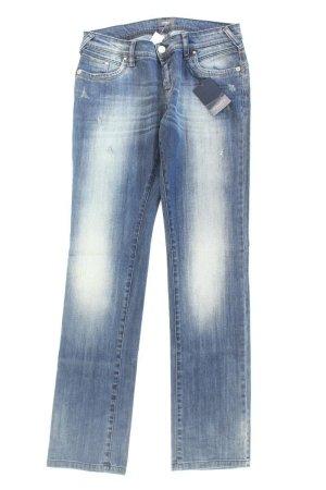 Conleys Boot Cut Jeans blue-neon blue-dark blue-azure cotton