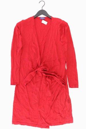 Conleys Cardigan Größe M rot aus Viskose