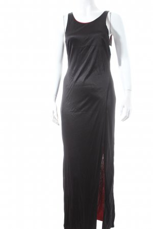 Conleys Cut-Out-Kleid schwarz-rot Party-Look