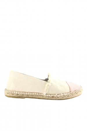 Conleys Espadrille Sandals natural white-brown casual look