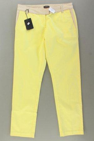 Conleys Trousers yellow-neon yellow-lime yellow-dark yellow cotton