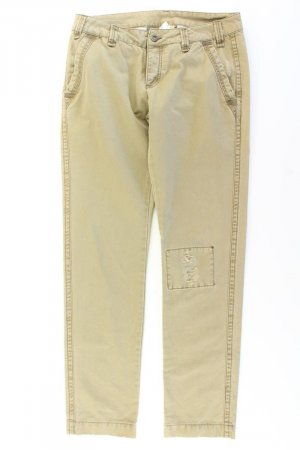 Conleys Trousers olive green cotton