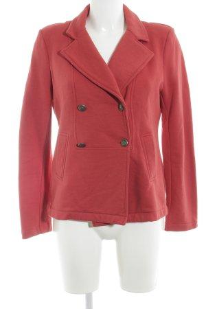 Conleys Jersey blazer rood casual uitstraling