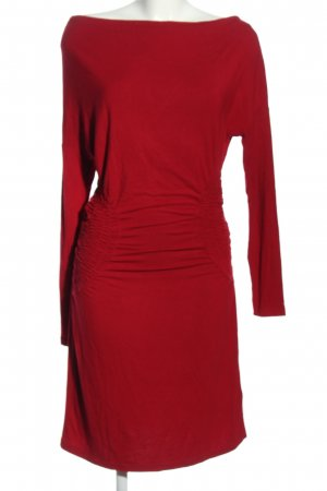 Conleys Jersey Dress red casual look