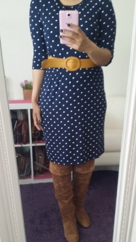 Conleys Midi Dress blue