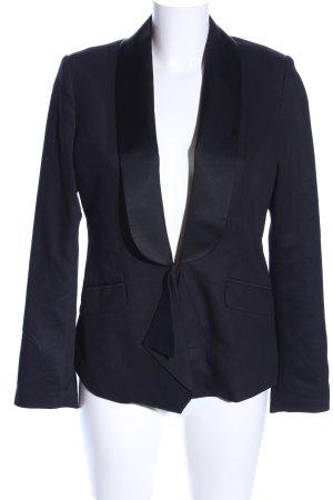 Conleys Korte blazer zwart zakelijke stijl