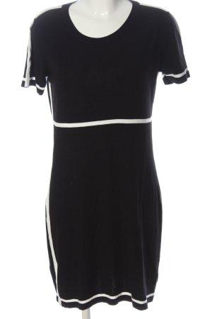 Conleys Shortsleeve Dress black-white casual look
