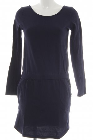 Conleys Longsleeve Dress dark blue casual look