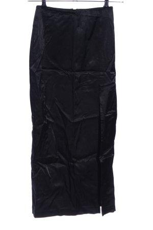 Conleys Maxirock schwarz extravaganter Stil