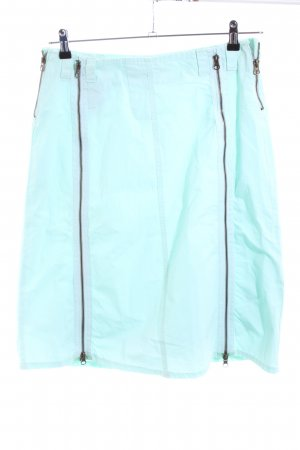 Conleys Midi Skirt turquoise casual look