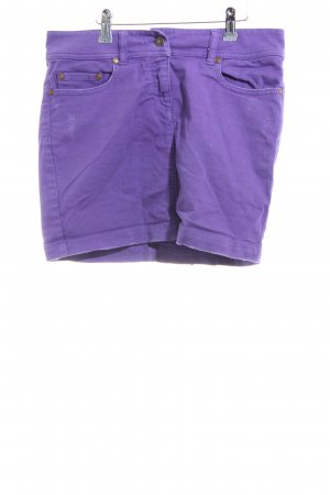 Conleys Minirock lila Casual-Look