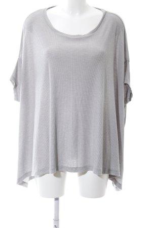 Conleys Oversized Shirt hellgrau Casual-Look