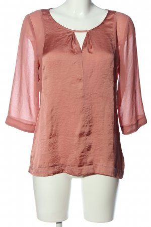 Conleys Schlupf-Bluse rot Casual-Look
