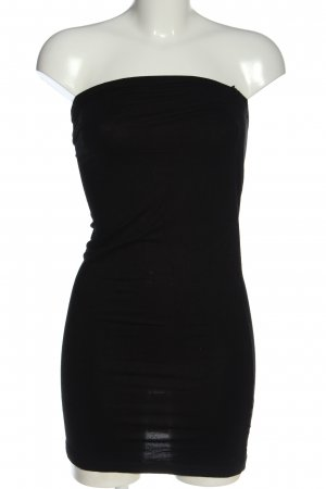 Conleys Off-The-Shoulder Dress black casual look