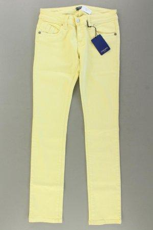 Conleys Skinny Jeans Größe S neu mit Etikett gelb aus Baumwolle