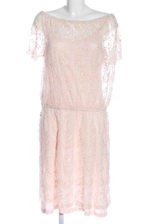 Conleys Abito in pizzo rosa elegante