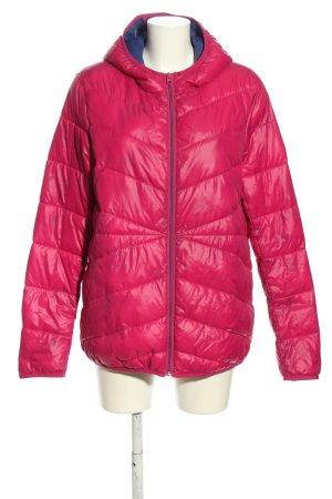 Conleys Steppjacke pink Steppmuster Casual-Look