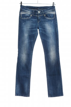 Conleys Straight-Leg Jeans blau Casual-Look