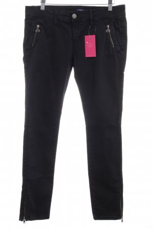 Conleys Straight Leg Jeans black simple style