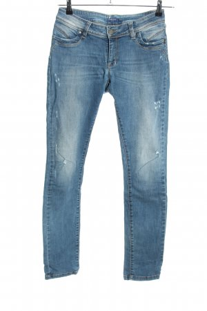 Conleys Stretch Jeans blau Casual-Look