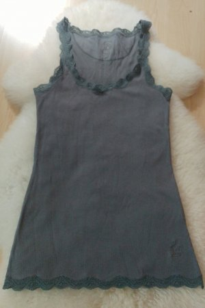 Conleys Strappy Top grey