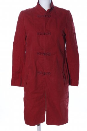Conleys Trench Coat red casual look